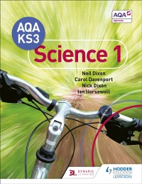 Cover AQA Key Stage 3 Science Pupil Book 1