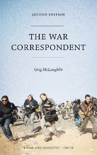 Cover The War Correspondent