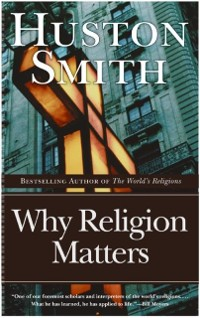 Cover Why Religion Matters