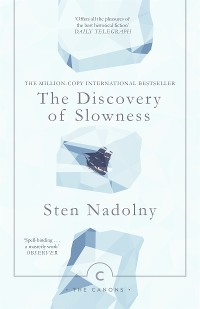 Cover The Discovery Of Slowness