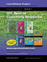 Cover Book 7: 101 Sports Coaching Snippets