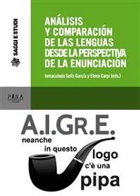 Cover Análisis y comparacíon de las lenguas desde la perspectiva de la enunciación
