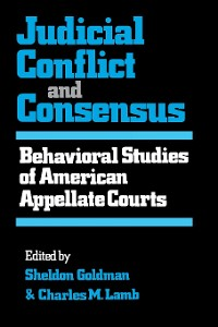 Cover Judicial Conflict and Consensus