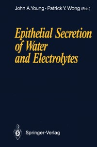 Cover Epithelial Secretion of Water and Electrolytes