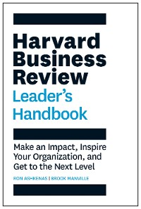 Cover The Harvard Business Review Leader's Handbook