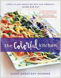 Cover The Colorful Kitchen