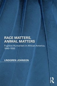 Cover Race Matters, Animal Matters