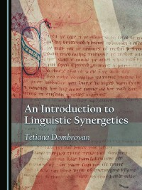 Cover An Introduction to Linguistic Synergetics
