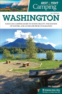 Cover Best Tent Camping: Washington