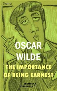 Cover The importance of being Earnest