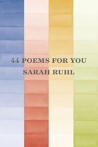Cover 44 poems for you