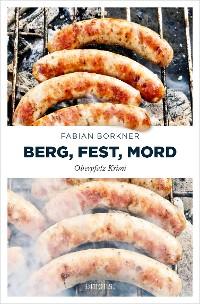 Cover Berg, Fest, Mord