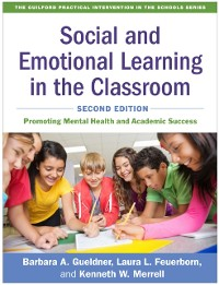 Cover Social and Emotional Learning in the Classroom, Second Edition