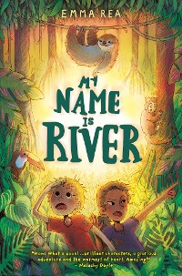 Cover My Name is River