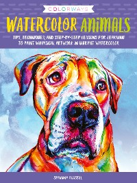Cover Colorways: Watercolor Animals
