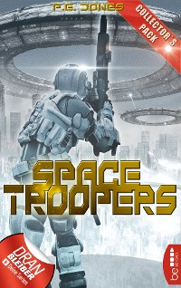 Cover Space Troopers - Collector's Pack