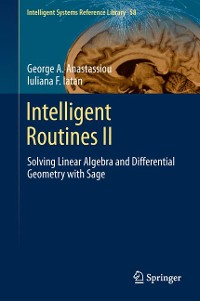 Cover Intelligent Routines II