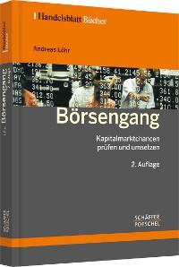 Cover Börsengang