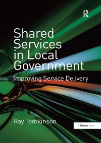 Cover Shared Services in Local Government