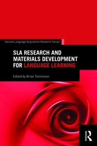 Cover SLA Research and Materials Development for Language Learning