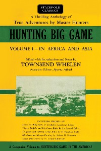 Cover Hunting Big Game