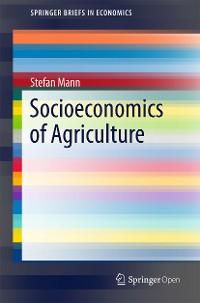 Cover Socioeconomics of Agriculture