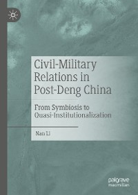 Cover Civil-Military Relations in Post-Deng China