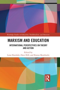 Cover Marxism and Education