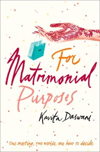 Cover For Matrimonial Purposes