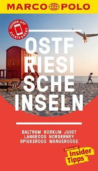 Cover MARCO POLO Reiseführer Ostfriesische Inseln, Baltrum, Borkum, Juist, Langeoog