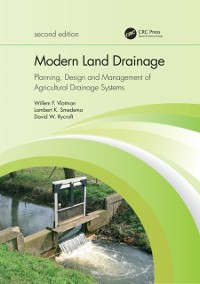 Cover Modern Land Drainage