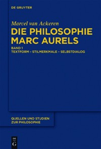 Cover Die Philosophie Marc Aurels