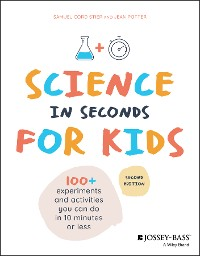 Cover Science in Seconds for Kids