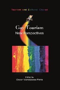 Cover Gay Tourism