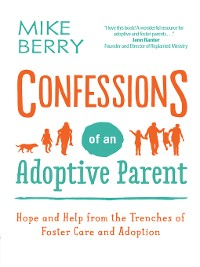 Cover Confessions of an Adoptive Parent
