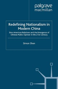 Cover Redefining Nationalism in Modern China