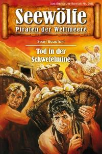Cover Seewölfe - Piraten der Weltmeere 698