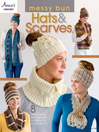Cover Messy Bun Hats & Scarves