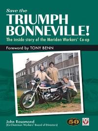 Cover Save the Triumph Bonneville!