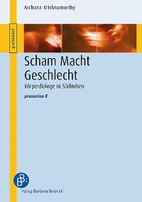 Cover Scham Macht Geschlecht