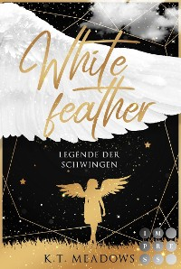 Cover Whitefeather (Legende der Schwingen 1)