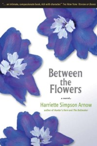 Cover Between the Flowers