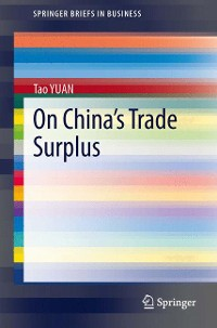 Cover On China's Trade Surplus