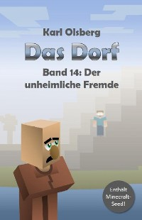 Cover Das Dorf Band 14: Der unheimliche Fremde