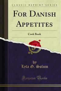Cover For Danish Appetites