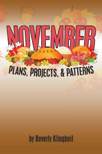 Cover November Plans, Projects, & Patterns