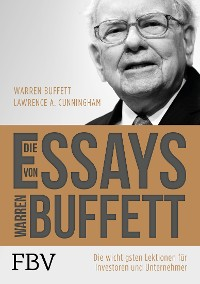 Cover Die Essays von Warren Buffett