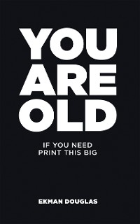 Cover You Are Old