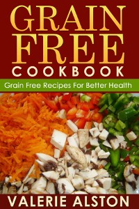 Cover Grain Free Cookbook