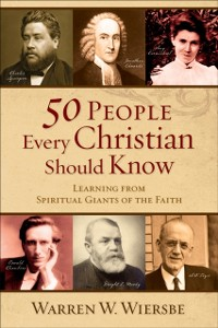 Cover 50 People Every Christian Should Know